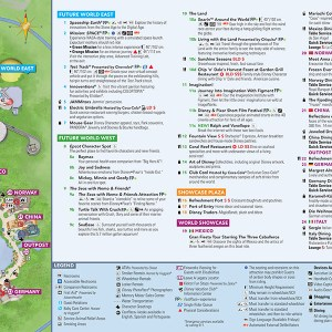 disney world maps Archives - Kelly Does Life on