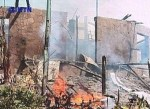 The aftermath of the Paradise Hotel bombing. I was there