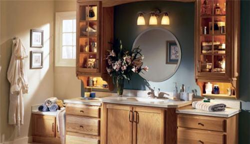 Custom Made Bathroom Vanities