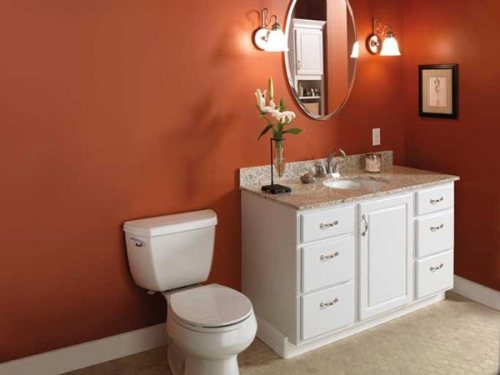Semi Ccustom Bathroom Cabinets Online