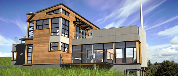 Modern Contemporary Prefab Homes