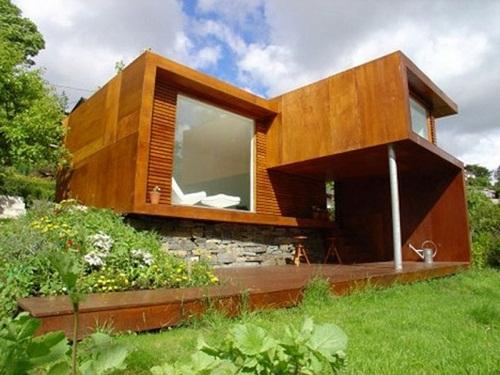 Contemporary Modular Home Plans