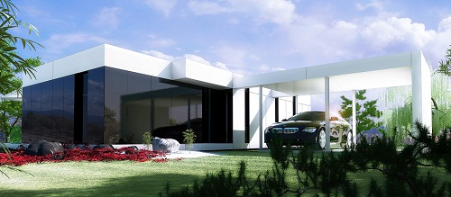 Prefab Modular Green Homes