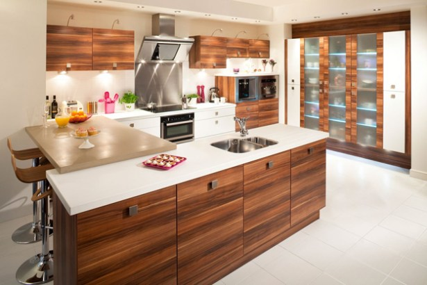 Bamboo kitchen Cabinets UK