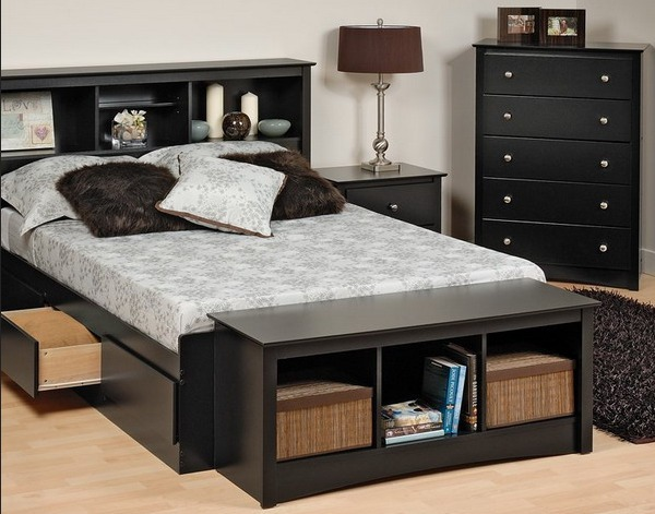 IKEA Benches For Bedroom With Storage