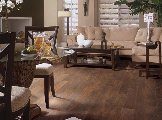 shaw laminate flooring mahogany