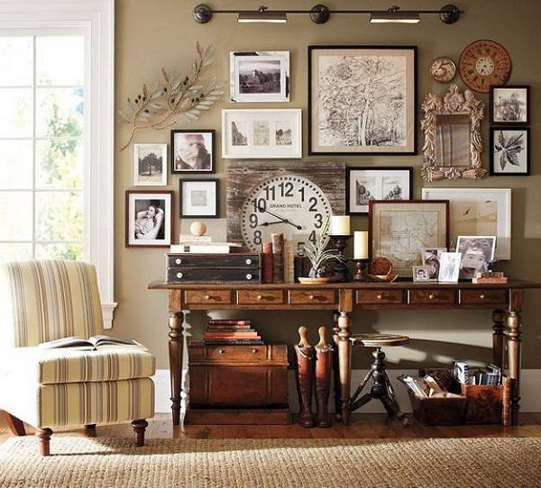 Hipster Vintage Furniture Decor Accessories