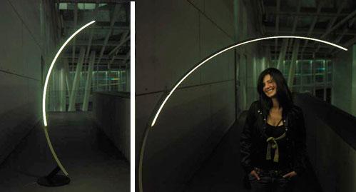 Troja Arc Floor Lamp