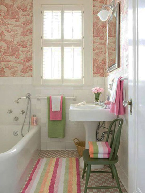 Bathroom Design Ideas for Small Spaced Home