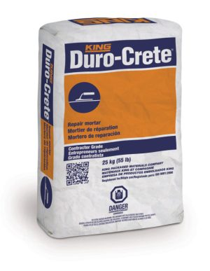 Derro-Crete Repair Mortar