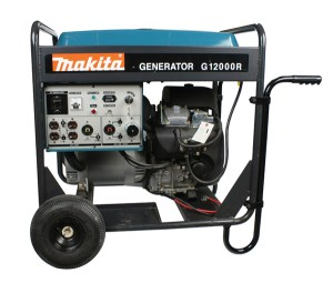 12,000W / 653cc 4-Stroke Generator