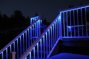 Regal Ideas – LED Railing