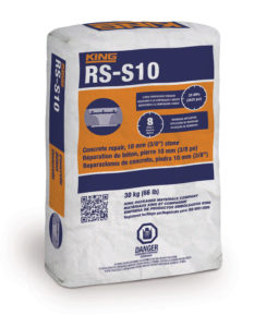 RS-S10 high performance concrete