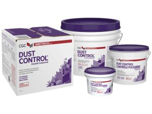 CGC – DUST CONTROL® DRYWALL COMPOUND