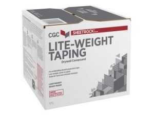 CGC – LITE-WEIGHT TAPING COMPOUND