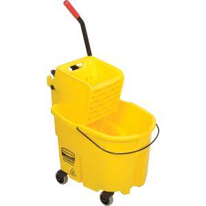 Mop Bucket w/ Drain
