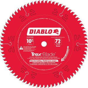 Diablo 10 Inch Trex Blade