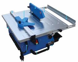 table saw at Kelly Lake