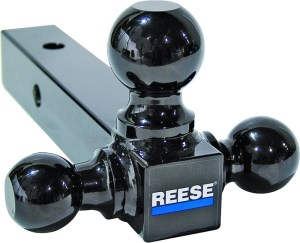 Reese 10-In. Hitch Ball Mount
