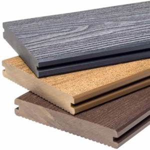 Trex – Composite Grooved Decking