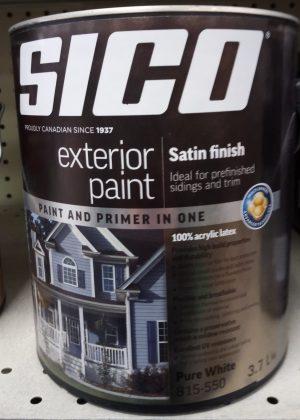 Sico – Exterior Paint