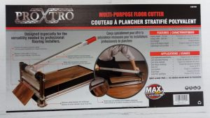Pro Tro Multi Purpose Floor Cutter