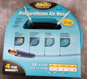 Amflo Air Hose- 1/4″ x 100′