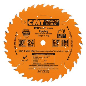 CMT – RIPPING CIRCULAR SAW BLADE