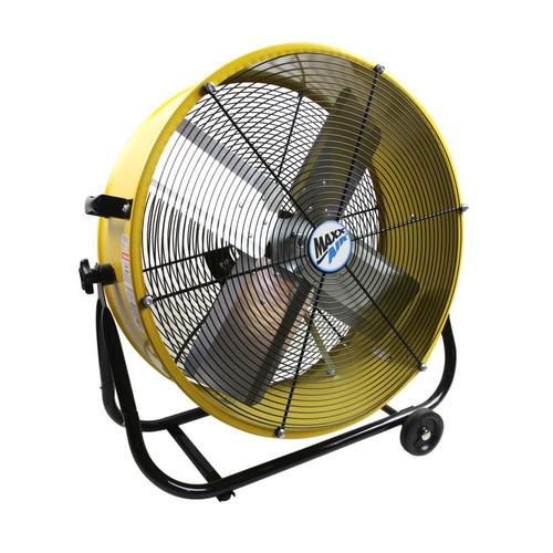 Maxx air Fan at Kelly Lake