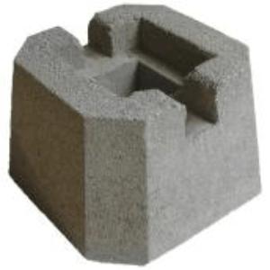 6×6 Concrete Deck Blocks