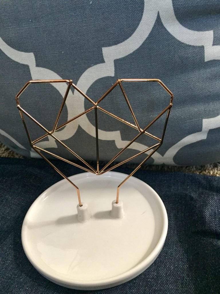 Jewelry Holder FabFitFun Fall 2017