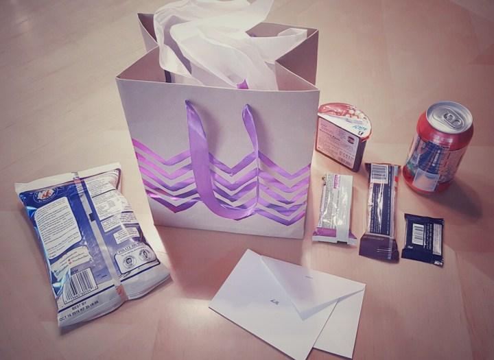 gift bag, friendship, cultivation