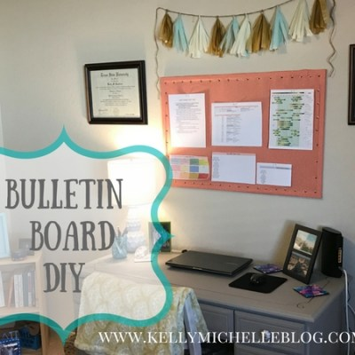Bulletin Board Make Over