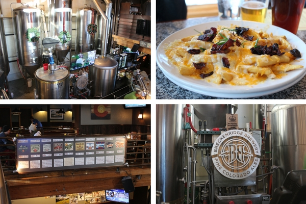 Breckenridge Brewery- Check out this list of 10 things to do in Breck!