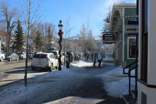 Downtown Breckenridge is a wonderful way to spend a cool afternoon in Breck. Check out this list of 10 things to do in Breck!