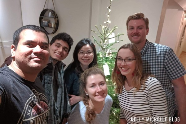 Our first Christmas abroad in Regensburg Germany