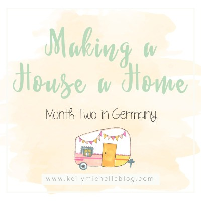 Reflections on month two of living abroad in Germany as an expat.