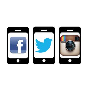 mobile social media management