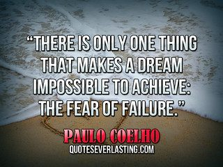 Don't Let The Fear Of Failure Hurt Your Business