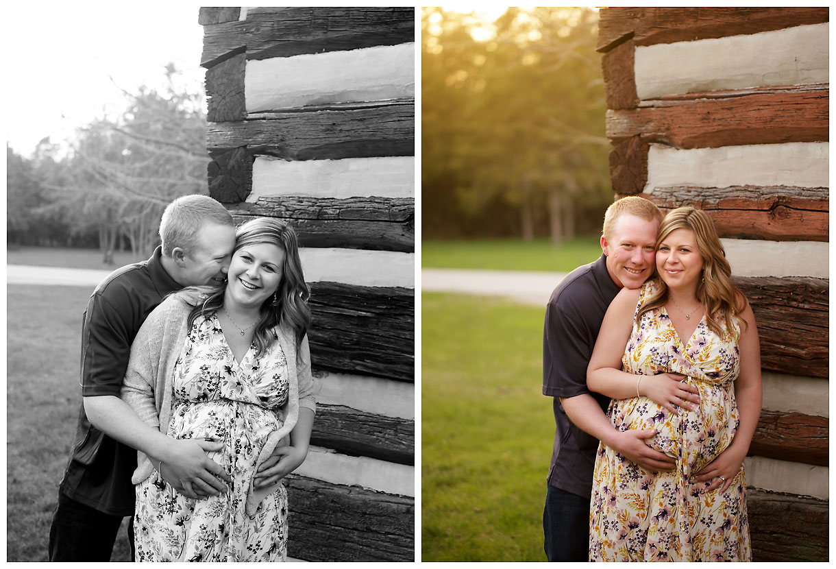 Expecting parents pregnancy shoot, maternity photography, Sutton Ontario, Sibbald's Point Provincial Park