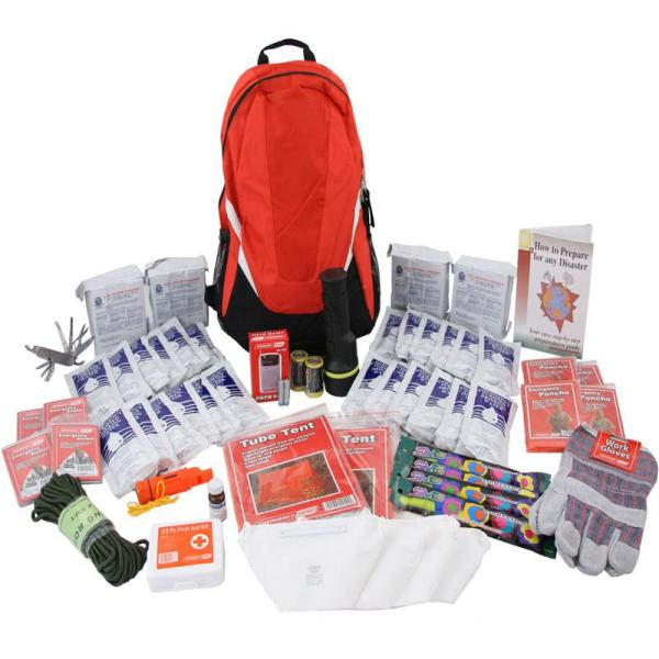 Deluxe Emergency Kit 4 Person