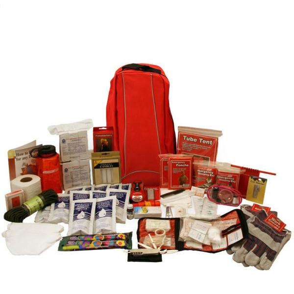 Survivor Emergency Kit - 2 Person