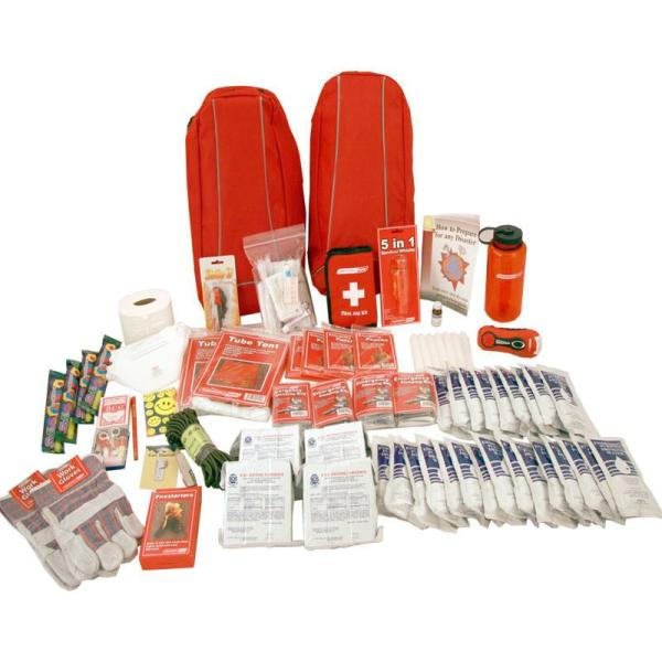 Survivor Emergency Kit - 4 Person