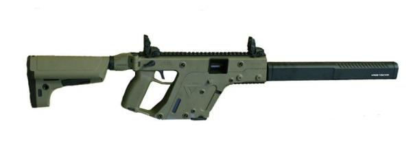 KRISS Vector Enhanced (Gen II)