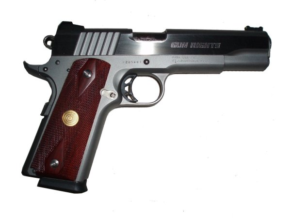 """Para Ordnance 745 - """"Gun Rights"""""""