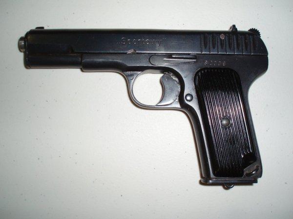 """* TT-33 """"Sportowy"""" - .22 LR *"""
