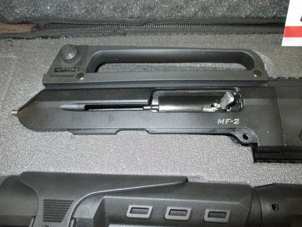 Axor MF-2 - Magazine Fed Shotgun - 12 Ga.