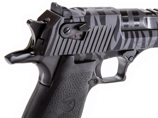 Desert Eagle .50 AE - Black Tiger Stripe