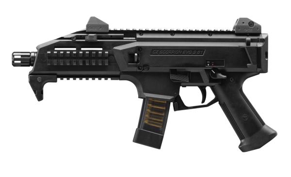 Demo CZ EVO 3 S1 - 9mm w/ Stock