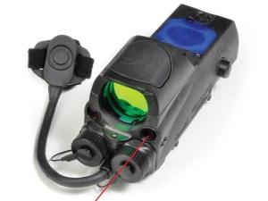Meprolight MOR - Reflex Sight with Dual Lasers - Red/IR